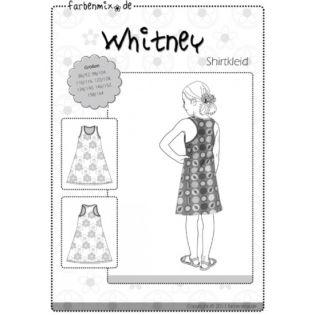 Schnittmuster - Shirtkleid - Whitney