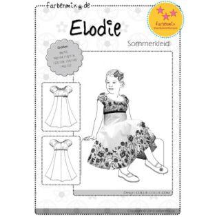 Schnittmuster - Sommerkleid - Elodie