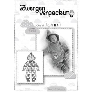 Schnittmuster - Farbenmix - Zwergenverpackung - Tommi