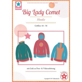 Schnittmuster - Farbenmix - Shirt - Big Lady Comet