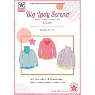 Schnittmuster - Farbenmix - Big Lady Serena - Hoodie / Sweatshirt