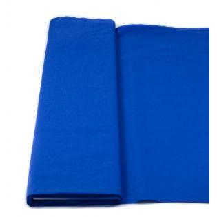 Baumwolle - Fahnentuch - uni - 2.7m Breite - royalblau