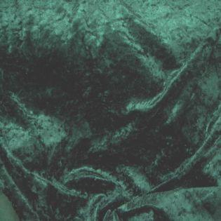 Pannesamt - uni - tannengrün