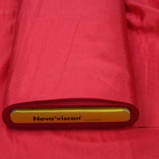 Futterstoff - Neva-Viscon - rot