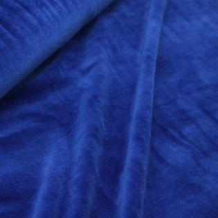 Baumwollnicki - uni - blau