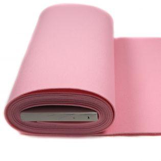 Bastelfilz - uni - rosa