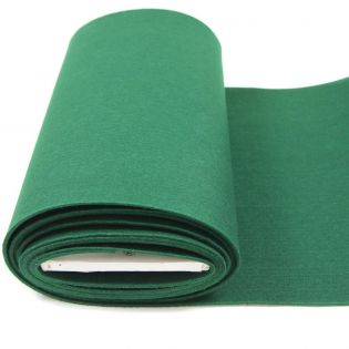 Bastelfilz - uni - tannengrün