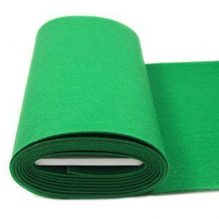 Bastelfilz - uni - grün