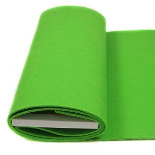 Bastelfilz - uni - apfelgrün