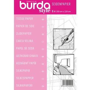 burda style - Seidenpapier (ohne Raster)