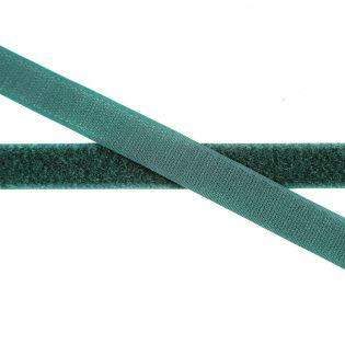 Klettband zum Nähen - 50 cm - jägergrün
