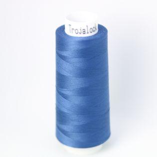 Amann Trojalock - Overlockgarn - blau - 2500m