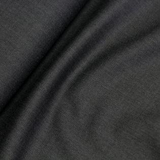 Gabardine-Stretch - uni - anthrazit