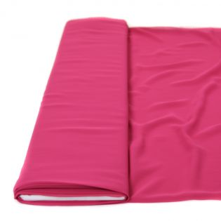 Chiffon - uni - pink