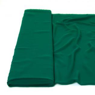 Chiffon - uni - tannengrün