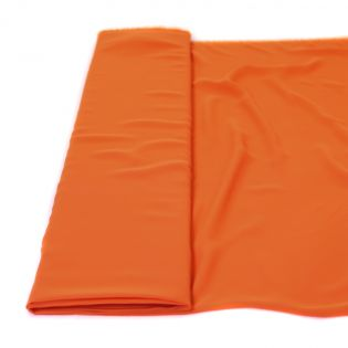 Chiffon - uni - orange