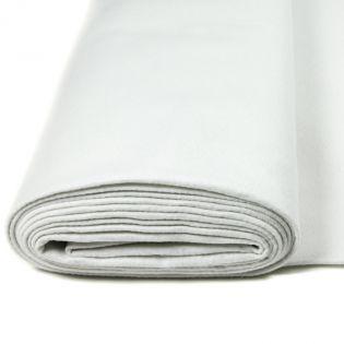 Acrylfilz - 2mm - weiß