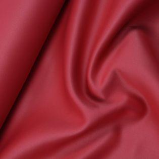 Verdunkelungsstoff - uni - rot