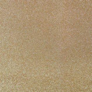 Bügelflicken - Glitter - gold
