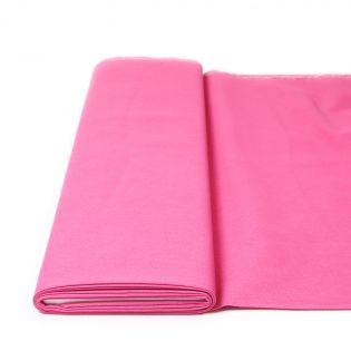 Baumwolljeans - Elastic - uni - pink