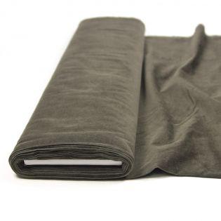 Feincord - Stretch - uni - khaki