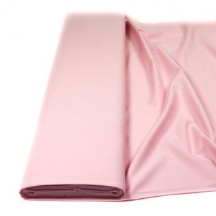 Popeline, 100% Baumwolle - uni - rosa