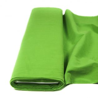 Babycord - uni - apfelgrün