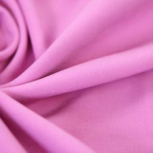 Viskose - uni - pink