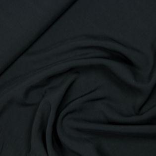Viskose - uni - schwarz
