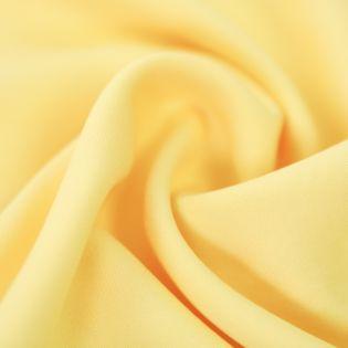 Viskose - uni - gelb