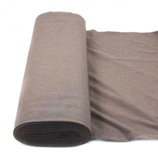 Softshell - melange - braun