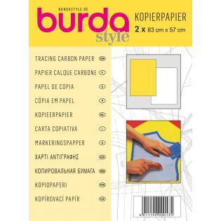 burda style - Kopierpapier - weiß/gelb
