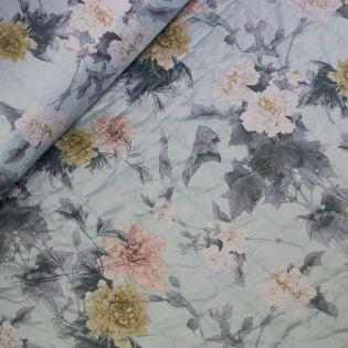 Stepper - bedruckt - Blumen