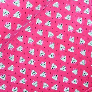 Nicki - Froschkönig - pink