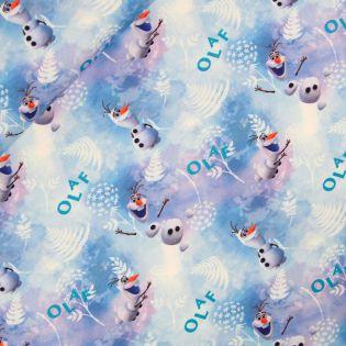 Baumwolljersey - Olaf - Frozen