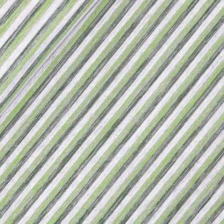 Sweatshirt - Streifen - grün