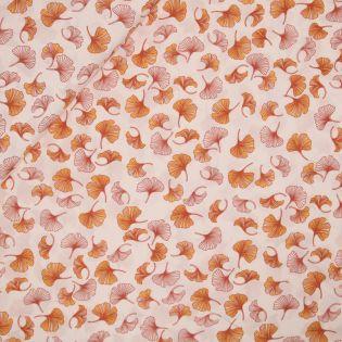 Viskose - Ginkoblätter