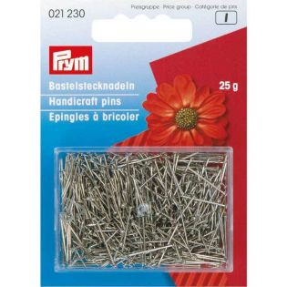 Prym - Bastelstecknadeln EIS - 0,65x16mm - 25g