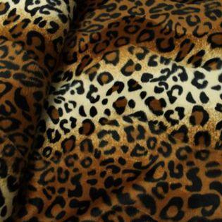 Fellimitat - afrikanischer Leopard