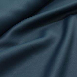 Verdunkelungsstoff - uni - navy blau