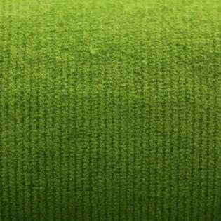Feincord - Stretch - uni - hellgrün
