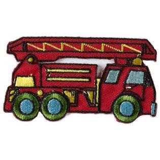 Applikation - Feuerwehrauto mit Leiter