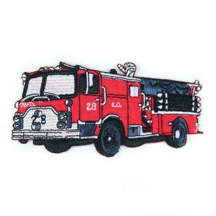 Applikation - Feuerwehrauto