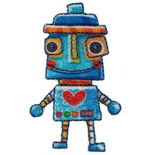 Applikation - Roboter mit Herz