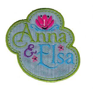 Applikation - Frozen - Anna & Elsa