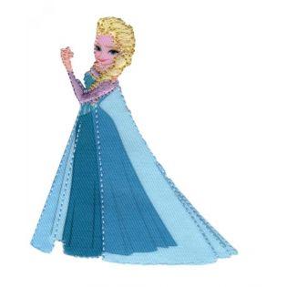Applikation - Frozen - Elsa