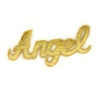 Applikation - Angel - gold