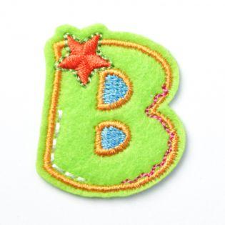 Applikation - Fun Letters - Buchstabe B