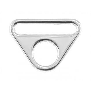 O-Ring mit Steg - 32 mm - silber