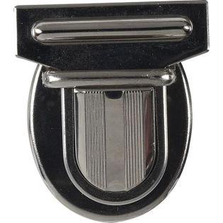 Tornister-/ Taschenschließe - 25 mm - Metall